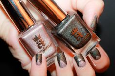 ♛ A(n)- England nail art by diamant sur l'ongle