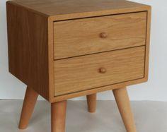 Scandinavian table.mid century modern by craftworksfurniture