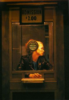 Nan Goldin, Variety Booth, New York City, 1983 #truenewyork #lovenyc