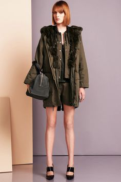 See by Chloé Fall 2013 Ready-to-Wear Collection Slideshow on Style.com