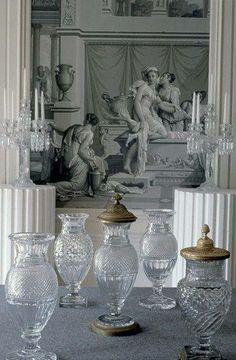 Vintage Baccarat Crystal
