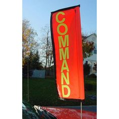 Golfire ICF Incident Command Flag | Accountability and Incident Command…