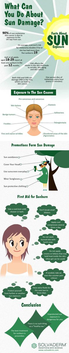 Does Sun Damage Have Different Effects on Particular Skin Types? What Can Be Done to Treat #SunDamage?