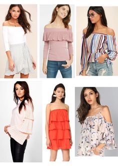 Popular trends this Spring - Ruffles
