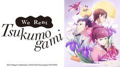 Crunchyroll añade a su temporada de simulcast el anime de Tsukumogami Kashimasu