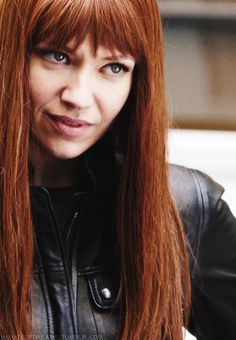 FAUXLIVIA (From FRINGE... the Olivia in the alternate universe)