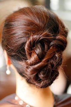Ladies Hair Style..