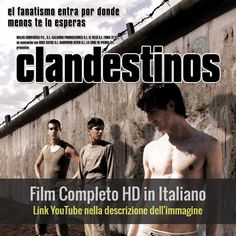 Clandestinos [Film Completo]: https://www.youtube.com/watch?v=sdlUlgH-lZc&list=PLXaYyxQb69ea3Pey-WsqT1_cT_QxLxahU - Come eliminare le cause dell'acne: http://www.maipiuacne.net #Film #FilmCompleti #Documentari