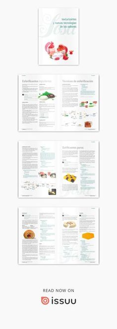 Texturizantes sosa Pastry Recipes, Cooking Recipes, Molecular Gastronomy, Pastry Chef, Other Recipes, New Books, Names, Journal, Magazine