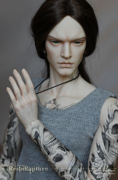 True by RegisteredTrademark #iplehouse #bjd #tattoo