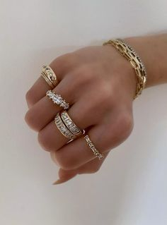 Cute Jewelry, Gold Jewelry, Jewelery, Accesorios Casual, Statement Rings, Women's Accessories, Bling, Earrings, Silver
