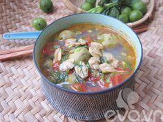 Canh ngao nấu sấu chua thanh ngon miệng - http://congthucmonngon.com/31628/canh-ngao-nau-sau-chua-thanh-ngon-mieng.html