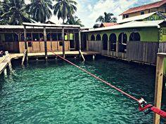 Aqua Lounge, Bocas del Toro, Panama