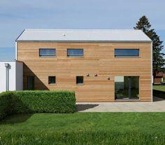 Ein weißes Dach für den Klimaschutz. Foto: Baufritz