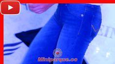 Jeans que horman al cuerpo fashion reinado del café Calarca 2016 video 32
