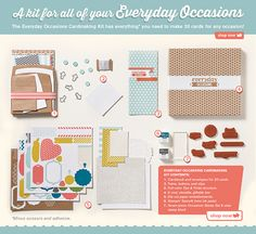 Everyday Occasions - Stampin' Up!