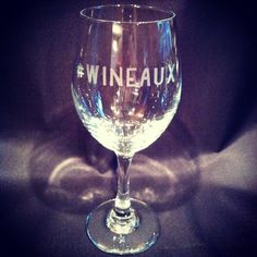 #WINEAUX  $12.00   Hey, I found this really awesome Etsy listing at https://www.etsy.com/listing/185719979/20oz-etched-hashtag-wineaux-wine-glass