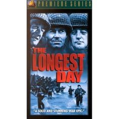 D-Day, in a totally heartfelt movie.