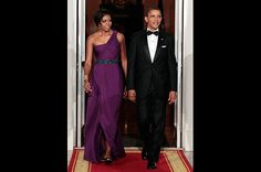 official State Dinner with the President and First Lady of South Korea on Oct. 13, 2011