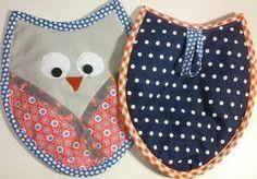 Owl Hotpad Max & Molly | Craftsy