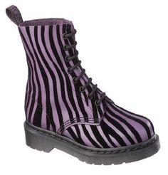 Dr Martens Pascal 14055500 Womens Boots Purple/Black Zebra UK4 Dr. Martens, http://www.amazon.co.uk/dp/B0069SLNV2/ref=cm_sw_r_pi_dp_HulMqb15ZH7N8