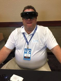 #C #java RT mcbeniwal: Sean from modis trying HoloLens at techbash #TechBash2016 #hololens http://pic.twitter.com/HFHsHWfnvR   Programming.Lan.Pro (@ProgrammingLan) September 28 2016