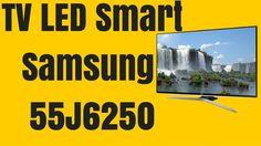 Televizor LED Smart Samsung 139 cm 55J6250 Full HD - Samsung 55J6250 Hd Samsung, Led, World, Youtube, The World, Youtubers, Youtube Movies