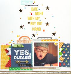 Date Night featuring ::Swag Bag::--March Swag Bag project by Mary Ann Maldonado