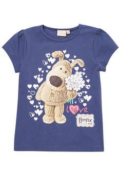 Boofle Love T-Shirt from Clothing at Tesco
