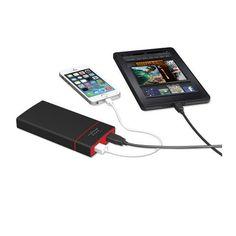 MyCharge - Rapid Charge - 8000mAH - USB Charger - Luggage and Leather