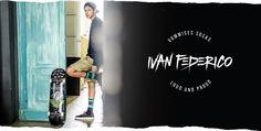 Ivan Federico | Skateboarding | VONMISES SOCKS - Vonmises Online Shop