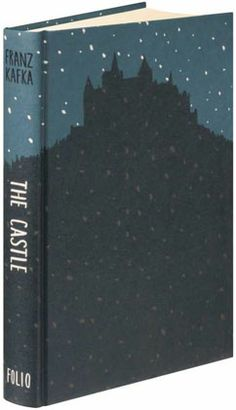 The Castle Kafka - printed by The Folio Society.... beautiful