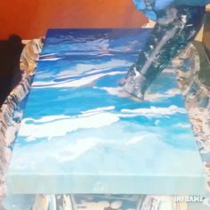 Fluid Acrylic Painting Video Diy Techniques and Supplies diy canvas painting techniques Acrylic Pouring Techniques, Acrylic Pouring Art, Acrylic Art, Acrylic Paintings, Art Paintings, Acrylic Painting Tutorials, Painting Videos, Fluid Acrylics, Pour Painting