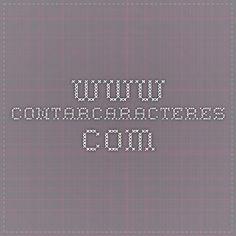 www.contarcaracteres.com