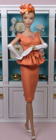 Sorrento Sunset for Silkstone Barbie Victore by MatisseFashions