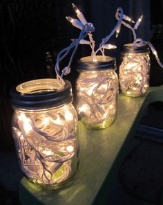 Activities: Mason Jar Lights