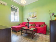 +++ 80m²-Ferienwohnung für 5 Personen in Pula +++ Terrasse, Garten umzäunt, Bettwäsche+Handtücher inklusive, Parkplatz