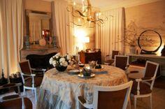 Best and Elegant Feminine Dining Room Ideas