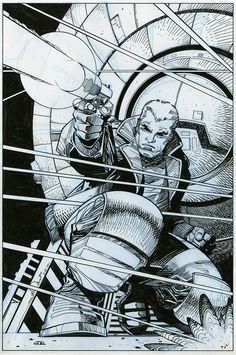 Star Slammers by Walter Simonson