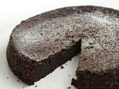 Nigella...  olive oil chocolate cake