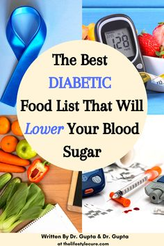 As a doctor, discussing diabetes is quite common. In fact, every other patient that would walk into the clinic was a Diabetic. Unfortunately, it has become an epidemic in the world and is mostly to due to our eating habits. Diabetic Food List, Diabetic Tips, Diabetic Meal Plan, Diabetic Snacks, Blood Sugar Diet, No Sugar Diet, Lower Blood Sugar Naturally, Diabetes Information, Hearts