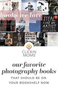 We have compiled a list of our favorite books to inspire instruct and entertain the modern photographer. Find all of them here! We have compiled a list of our favorite books to inspire instruct and entertain the modern photographer. Find all of them here!