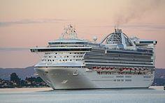 Princess Star Alaska Cruise 2009