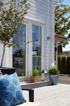 Farger for helhet og harmoni på terrassen - Byggmakker+