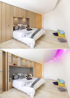 طراحی کمد برای اتاق خواب