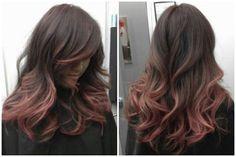less dramatic pink
