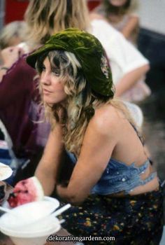 Stevie Nicks, Fleetwood Mac So beautiful!
