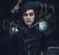Game of Thrones inspiration photo: Catcher model: August
