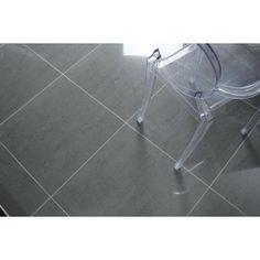 Lounge Dark Grey Porcelain Floor Tile. This range of polished ...