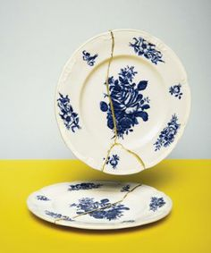 Got Butter Fingers? Here's How To Turn Your Broken China Into Art
